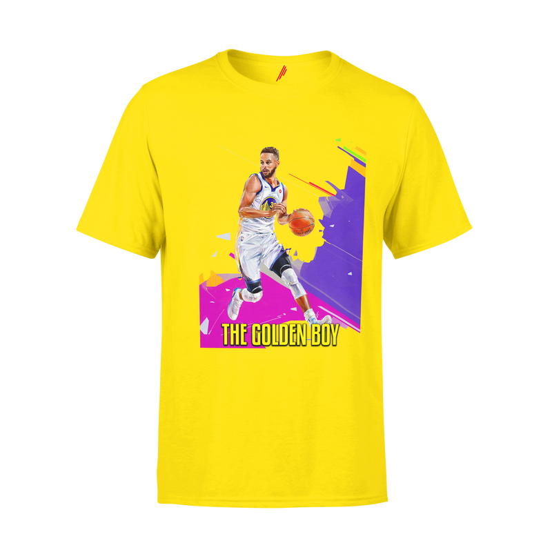 Steph Curry -The Golden Boy