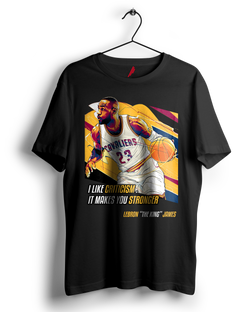 "Lebron ""The King"" James Tshirt"