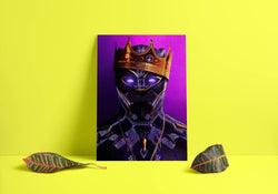 King of Wakanda Poster