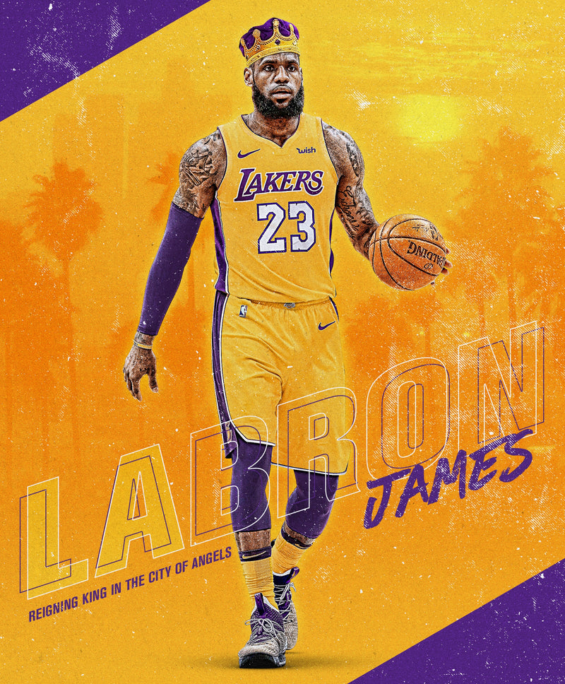 New King of LA