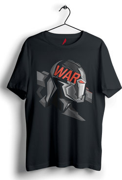 War Machine Herohead Tshirt