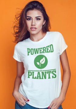 Powered By Plants Tshirt