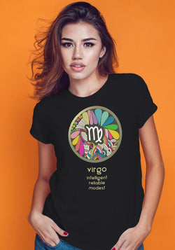 Virgo Zodiac Traits Tshirt