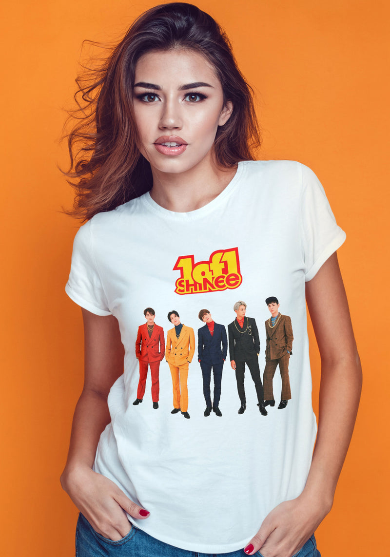 Shinee 1of 1 Tshirt 2 |KPOP