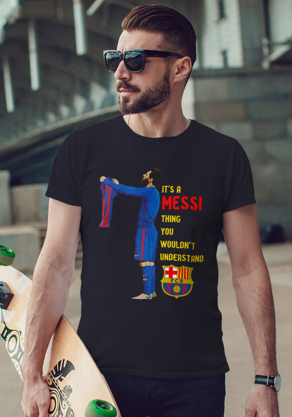 It's a Messi Thing