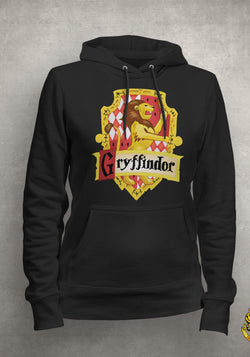 House Gryffindor Hoodie | Harry Potter