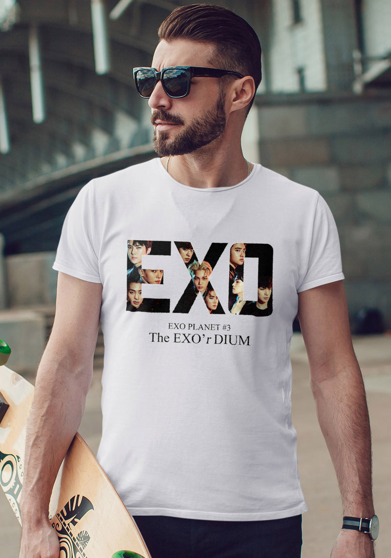 The EXO 'r DIUM Tshirt | KPOP
