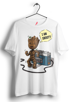 I Am Groot Alpha