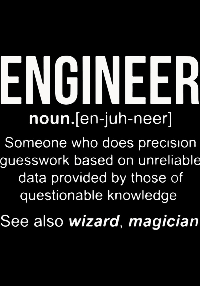 Engineer - Alternate Dictionary Meaning