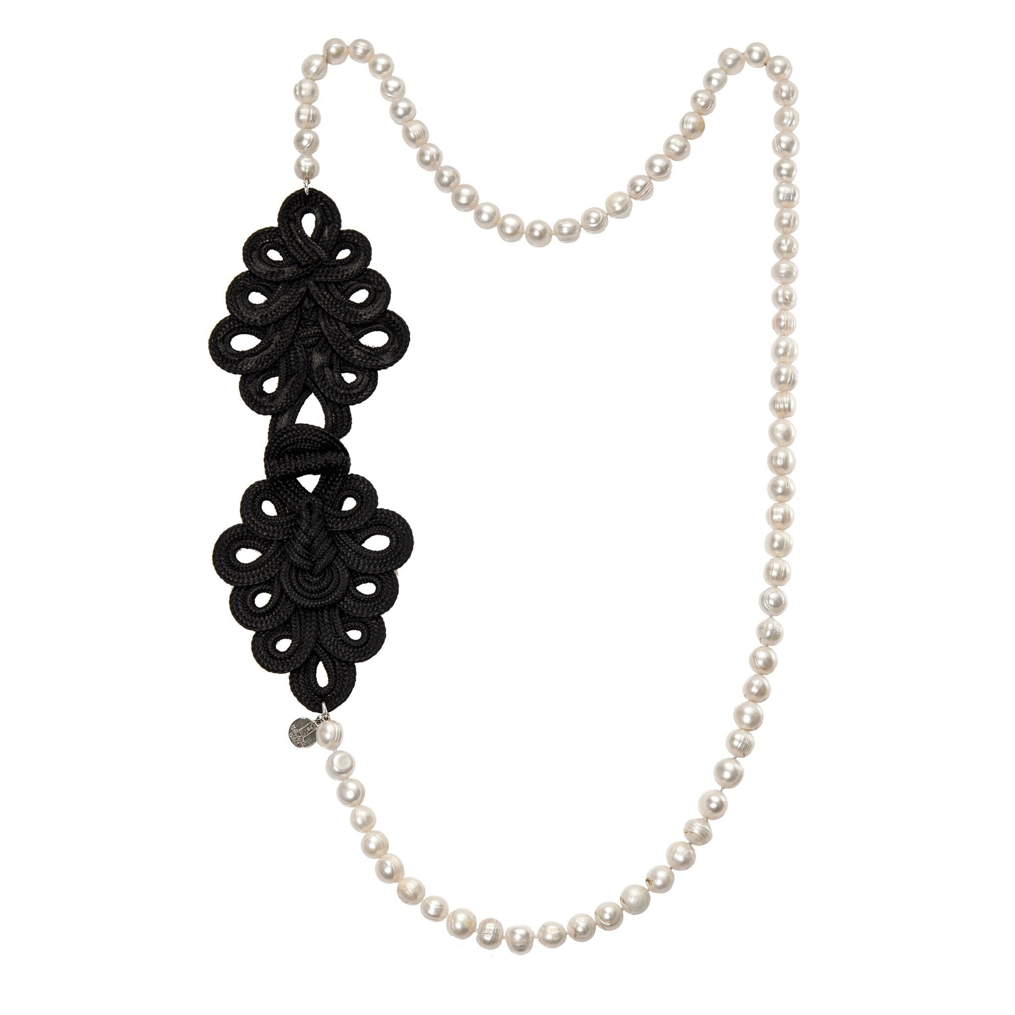 SAIGON freshwater pearls necklace - MadamSiam