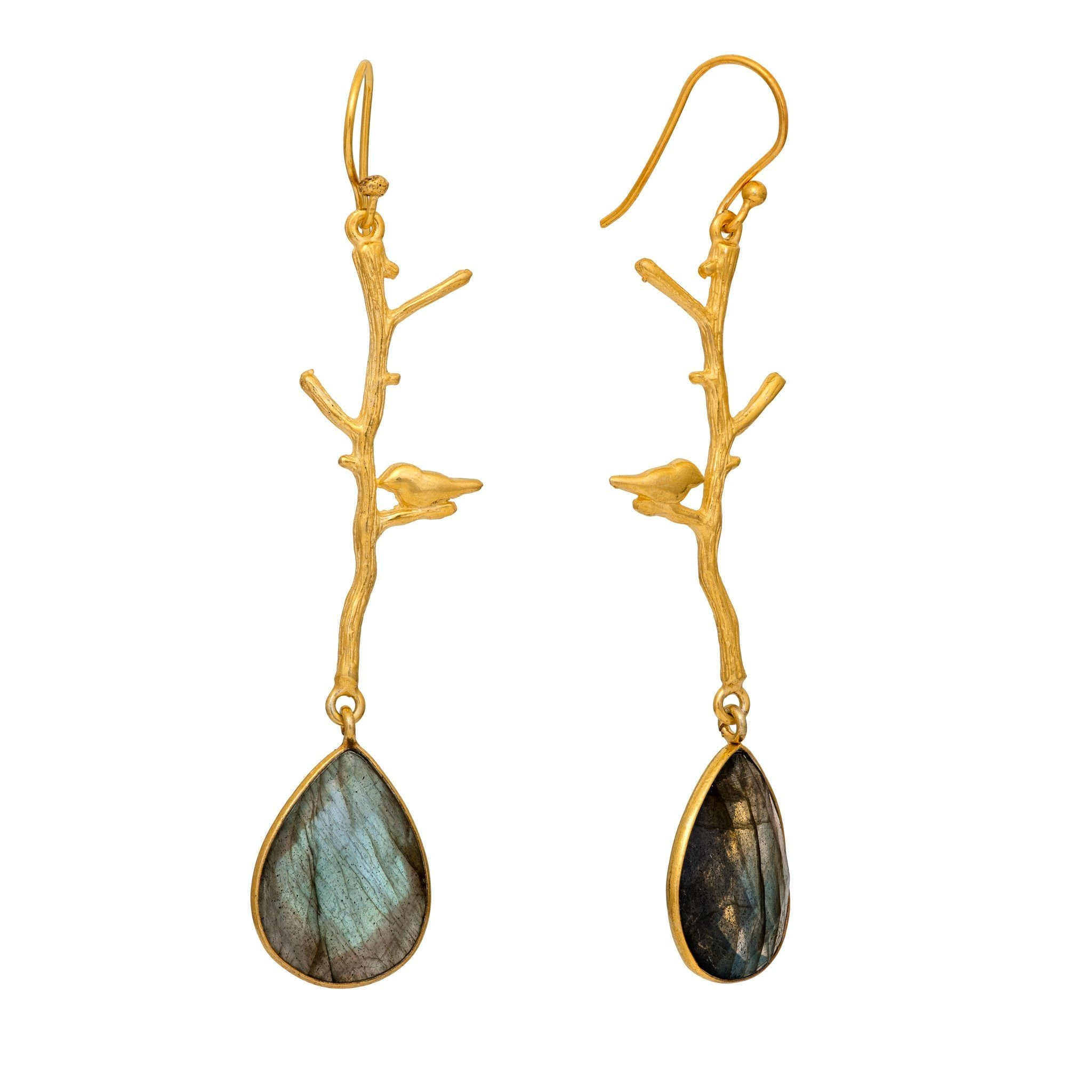 arrivals earrings mini labradorite gold products new stud freedom collections