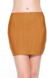 Luxe Mini Skirt