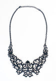 Tangled Vines Bib Necklace