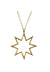 Chibi Jewels Starburst Necklace