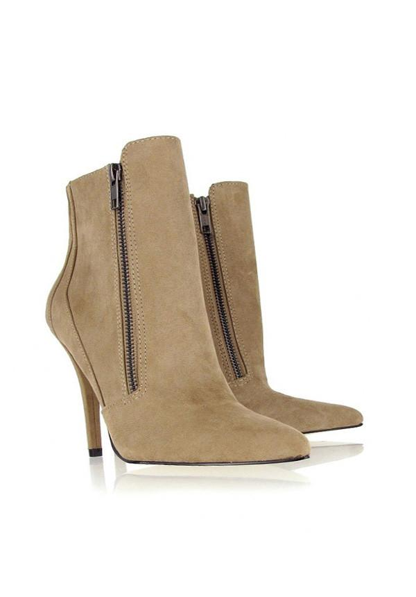 Demi Ankle Booties