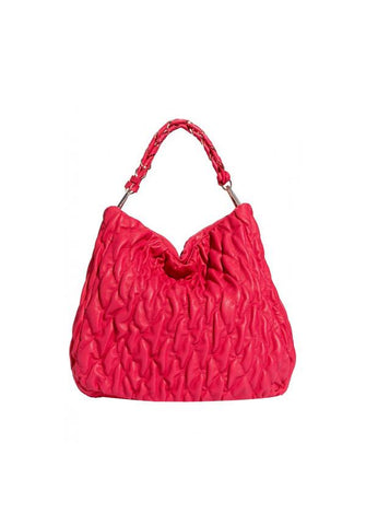 Olivia Red Hobo Bag