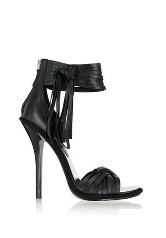 MLE Lauren Leather Stilettos
