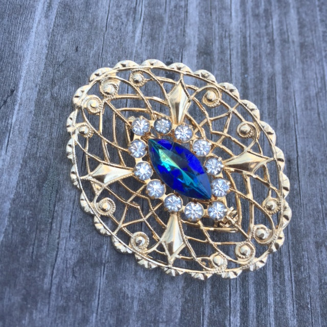 Oh So Fancy Brooch!