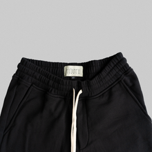 Charger l'image dans la galerie, Adjustable Sweatpant Black