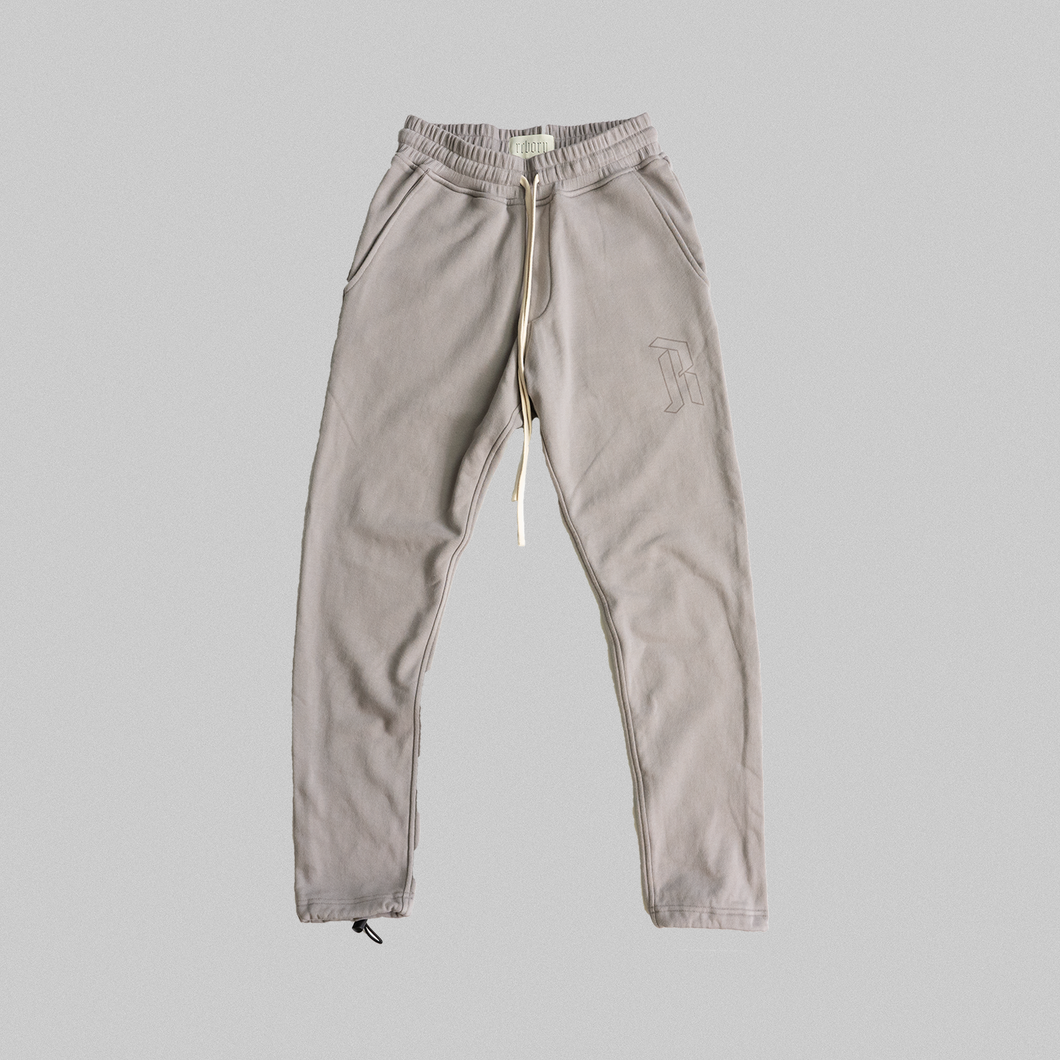 Adjustable Sweatpant Grey