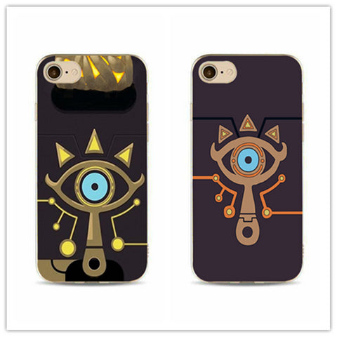 sheikah slate phone case