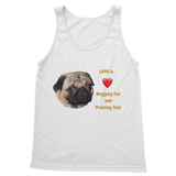 Pug Love Softstyle Tank Top