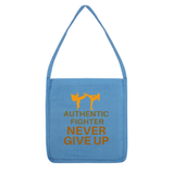 Authentic Fighter Tote Bag