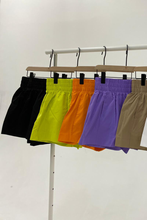 Load image into Gallery viewer, Elastic Waist Shorts