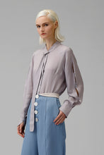 Load image into Gallery viewer, Dusty Lavender blouse
