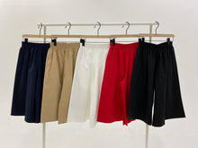 Load image into Gallery viewer, Elastic Waist Wide Leg Pants