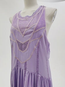Light Purple Long Dress