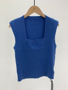 Square Neck Fitted Tee