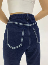 Load image into Gallery viewer, Plus Size Denim Mom Jeans
