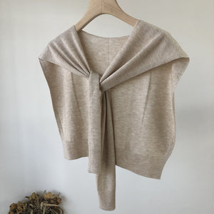 Shawl Sweater