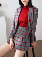 Load image into Gallery viewer, Plaid Power Jacket