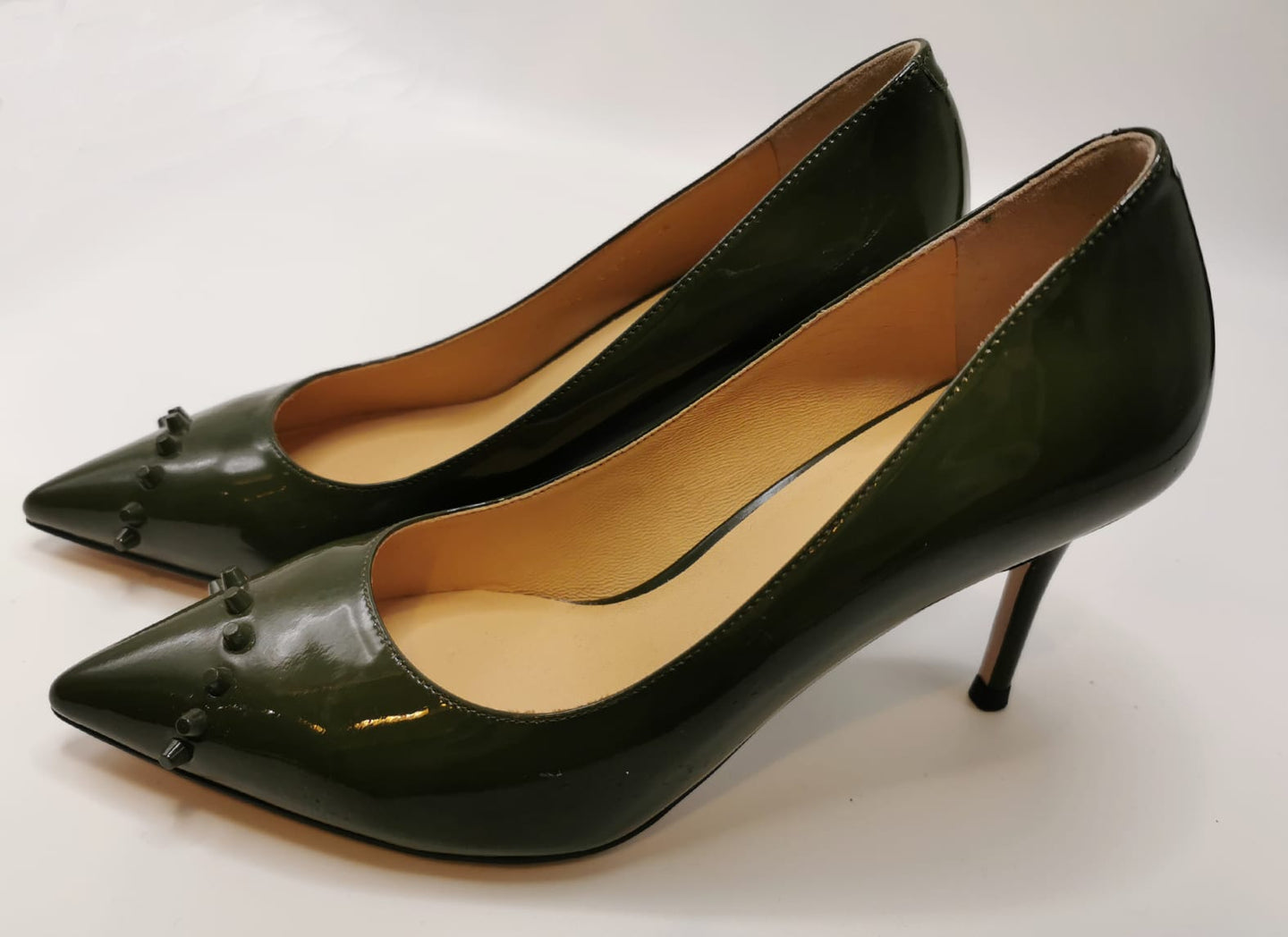 Green Heel CL1584 (Last Piece)