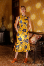 Load image into Gallery viewer, Gold Summer dress