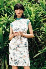 Load image into Gallery viewer, Emerald Belle cheongsam