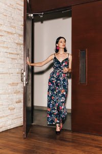 Romantic Floral Jumpsuit