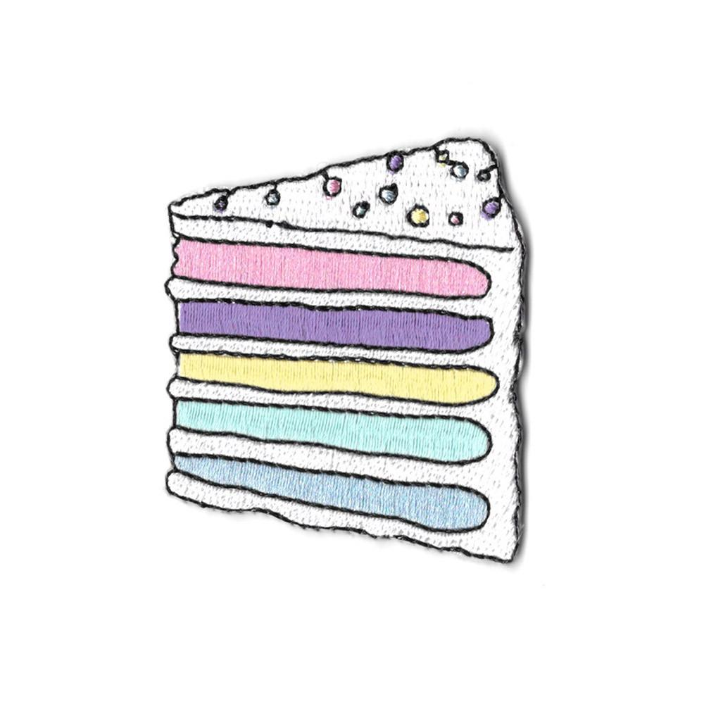 Pastel Rainbow Cake - KEEPERS