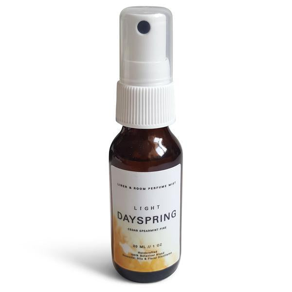 Dayspring 1oz Room & Linen Perfume Mist - KEEPERS