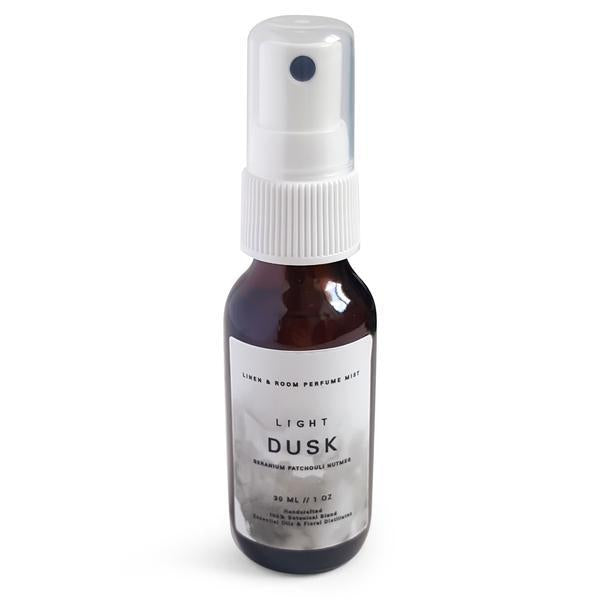 Dusk 1oz Room & Linen Perfume Mist - KEEPERS