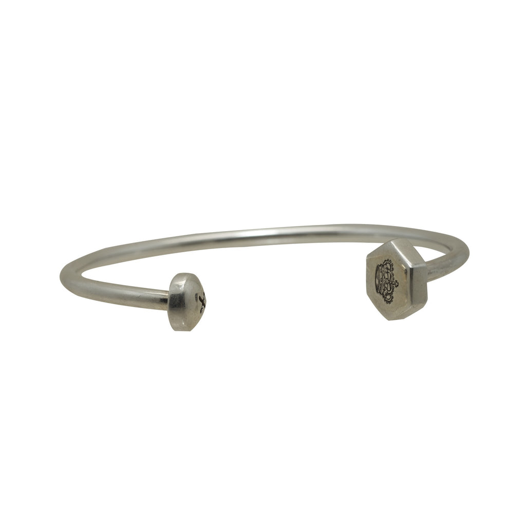 Nut & Bolt Twisty Bracelet