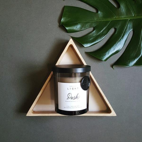 Dusk 8oz Candle - KEEPERS