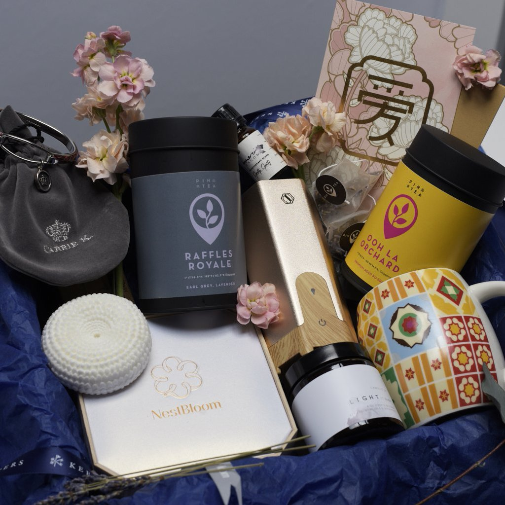 Relaxed Gift Box Set