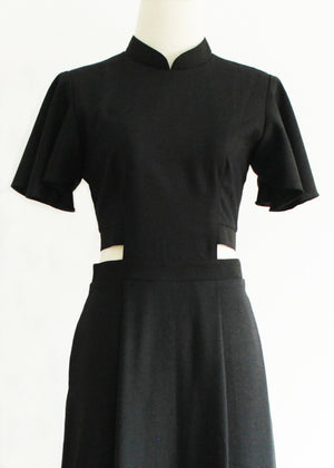 Signature Cut Out Sleeved Dress - KEEPERS