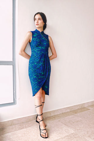 Signature Lace Cheongsam - KEEPERS