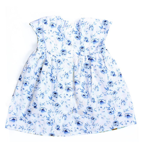 Porcelain Babydoll Reversible Dress - KEEPERS