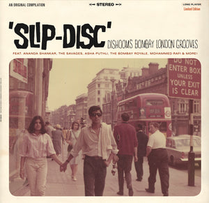 'Get Carter' track appears on Dishoom's 'Slip Disc' compilation.