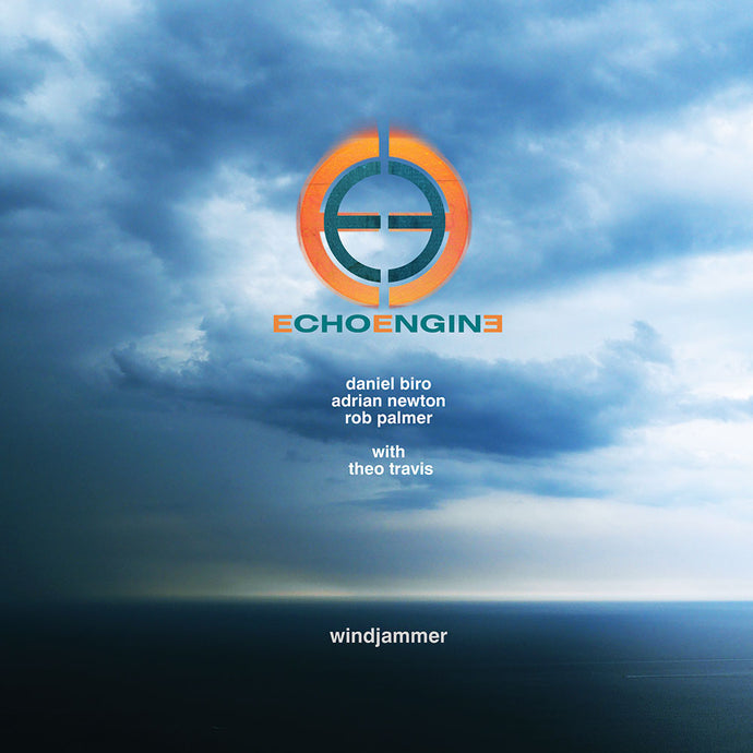 Echo Engine (with Theo Travis) 'Windjammer' (CD)